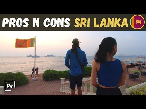 PROS AND CONS of LIVING IN SRI LANKA? 2021 🇱🇰