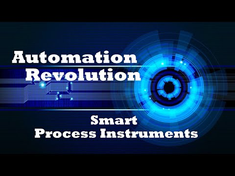 Smart Process Instruments for Industry 4.0