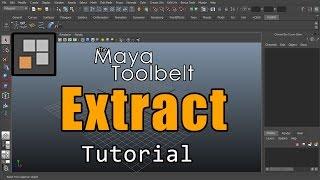 The Maya Toolbelt Extract