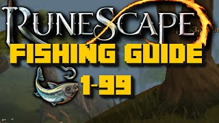 Runescape Training Guide: 1-99 Fishing Guide 2016 - F2P/P2P Guide - iAm Naveed Runescape 2016