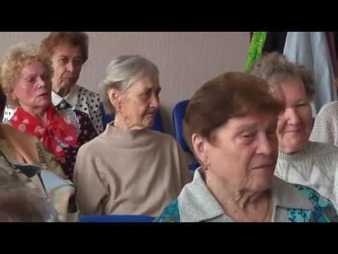 Заседание Совета ветеранов Заволжского района Твери