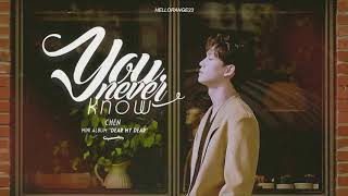 « Vietsub » You never know ♪ Chen
