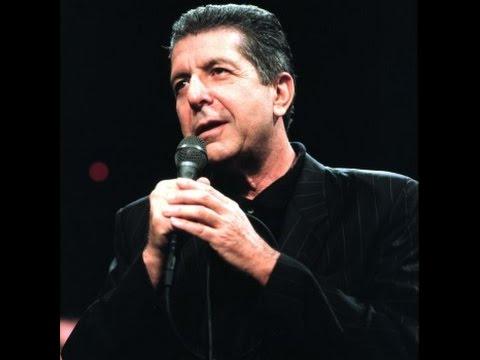 Leonard Cohen's Gorgeous Hallelujah - Reykjavik 1988