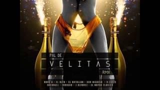 Mark B Ft El Alfa, Arcangel, Farruko, J Alvarez Y MAS - Pal De Velitas (Official Remix)