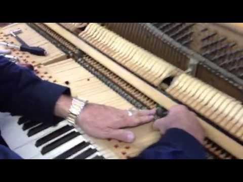 Why do piano keys not work
