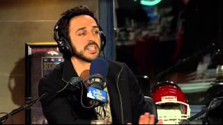 The Artie Lange Show - Amir Arison (in-studio) Part 2