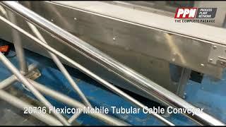 Flexicon Mobile Tubular Cable Conveyor TCC [20736]