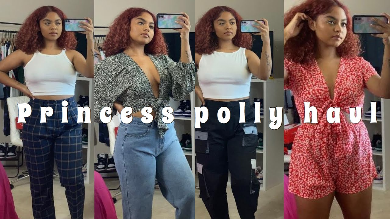 Princess Polly Clothing Haul !