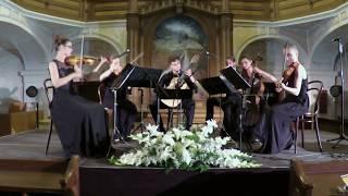Boccherini - Guitar quintet no. 4: IV. Fandango | QUARTETTO NERO, R. Wieczorek & W. Lubertowicz