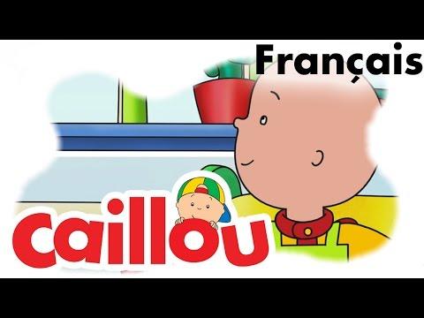 Caillou FRANÇAIS - Caillou cuisine (S05E04) | conte pour enfant