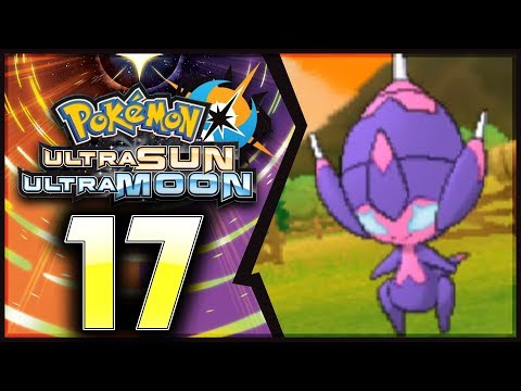 Pokemon Ultra Sun and Moon: Part 17 - NEW UB POIPOLE! [100% Walkthrough]