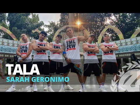 TALA (DJ DLS Remix) by Sarah Geronimo | Dance Fitness | PPop | TML Crew Kramer Pastrana