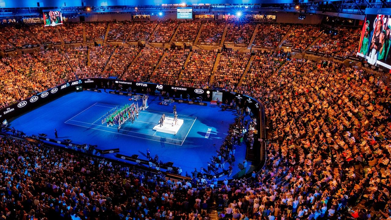 Australian Open 2018 Wildcard Play Off Court 8 Day 5