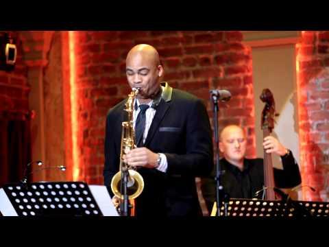 Wayne Escoffery & Dennis Adu Big Band - Eye Of The Hurricane