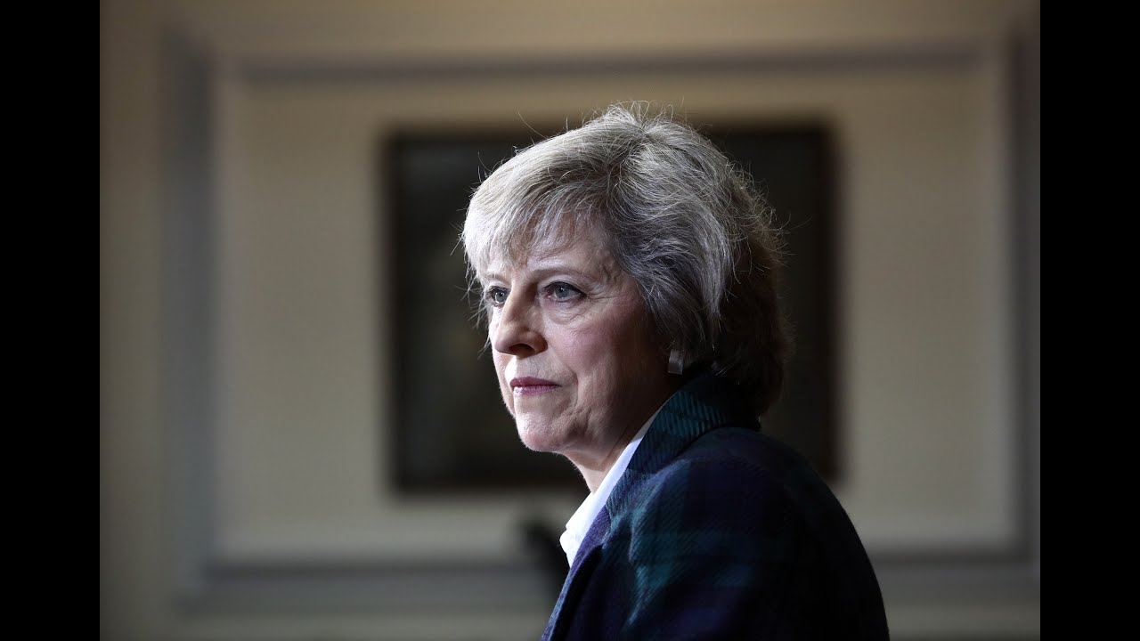 We Need To Talk About Theresa May: When Criticism Becomes Sexist Abuse