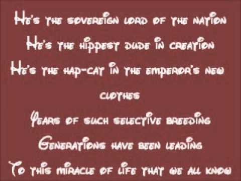 The Emperor's New Groove-Perfect World Lyrics