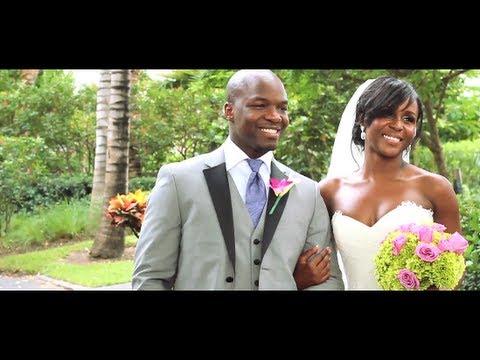 Royal Poinciana Chapel Lake Pavilion Wedding Trailer West Palm Beach Fl You