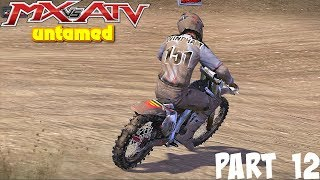 MX vs ATV Untamed! - Gameplay/Walkthrough - Part 12 - Motocross/Free Ride/Supermoto!