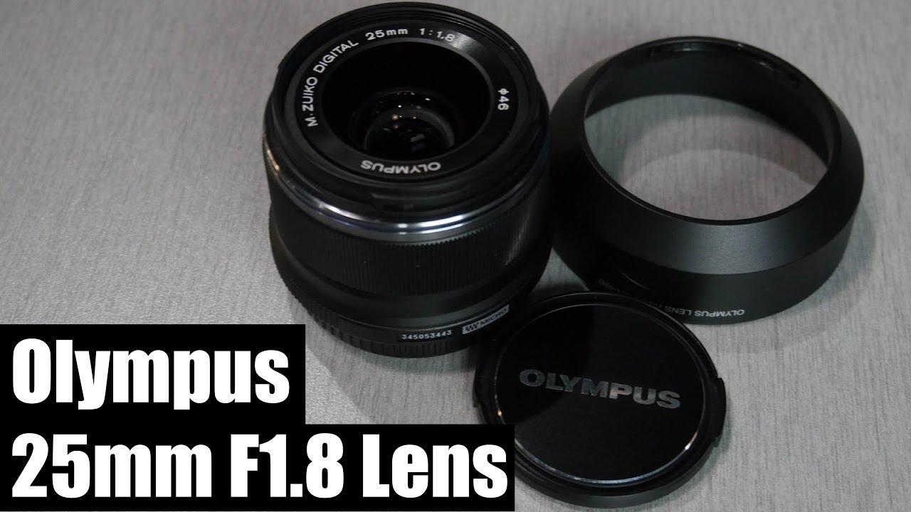 Olympus 25mm F1 8 | AVI