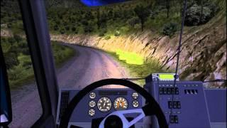 Simel Transportes - Extreme Trucker 2 - Bolivia - Volvo VM
