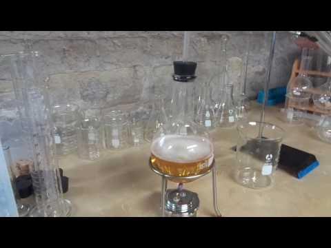 Distilling Urine - ScienceSean