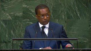 🇧🇯 Benin - Chair of Delegation Addresses General Debate, 73rd Session thumbnail