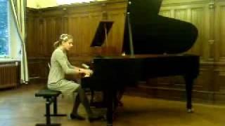 Carla Sehn - piano in concert