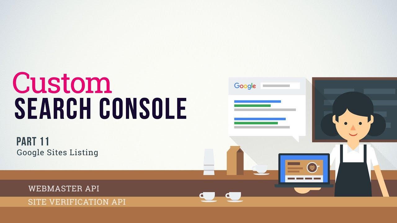 Google Sites Listing - Part 11
