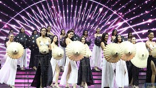 Miss Universe Thailand  - Opening  Show 2017-2013