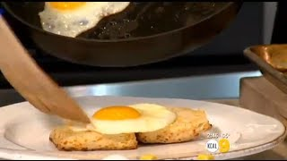 Chef Ronnie Woo's Mouth Watering Holiday Recipe For Cheddar Buttermilk BiscuitSliders