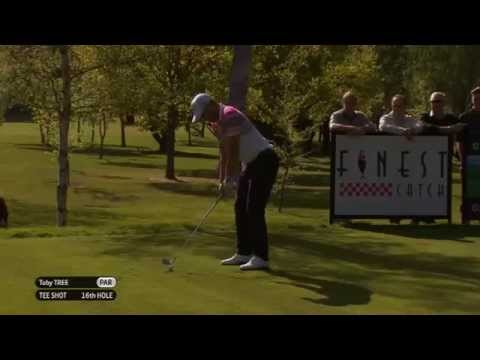 Gracie Productions:   Golf TP tour shoot out 2015