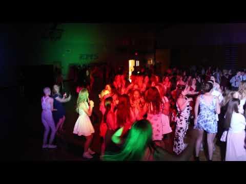 Oak Creek East Middle School 8th Gr. Promotion Dance-Oak Creek, Wi. 6-7-19