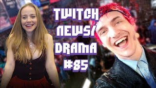 Twitch Drama/News #85 (Ninja New Years Event, Lucia_Omnomnom Accident, MoonMoon on atlas sponsors)