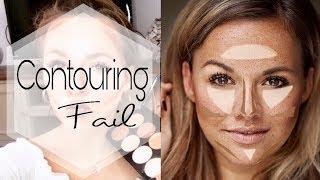 Contouring Make-Up    Yvonne Pferrer