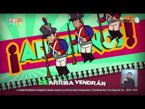 Zamba - Karaoke Zamba: Patriotas contra la invasión