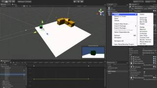 Unity - Panning / Animating the Camera