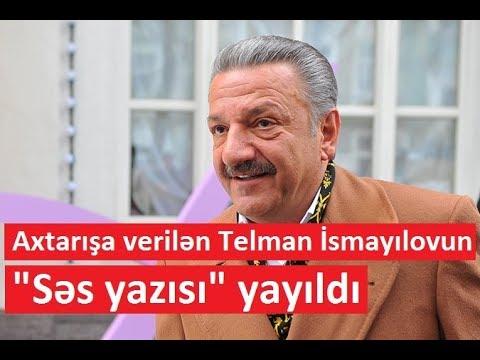"""Telman İsmayılov  """"söhbət ən yuxarıda oturan şəxsdən gedir. """""""