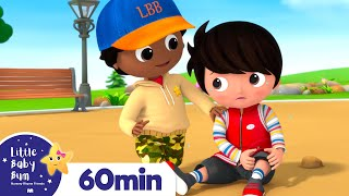 Accidents Happen +More Nursery Rhymes and Kids Songs   Little Baby Bum
