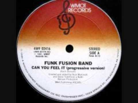Jazz Funk - Funk Fusion Band - Can You Feel It