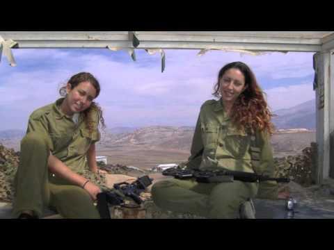 IDF WOMEN OF ISRAEL PART 1