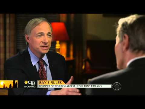 Ray Dalio    founder of world's largest hedge fund    talks his work life philosophy