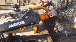 Worx tool review
