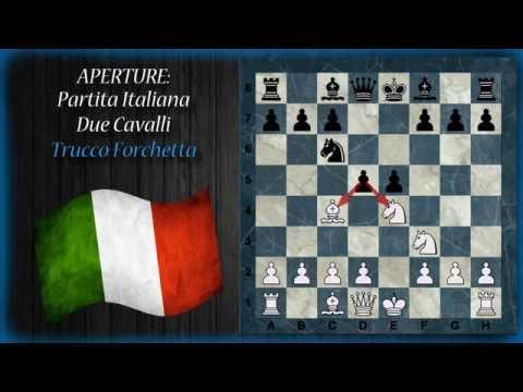 Aperture di Scacchi 22 - Partita Italiana - Difesa dei Due Cavalli, Ungherese