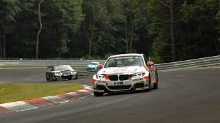 Bmw m240i Cup 5 start and best lap @ Vln 5