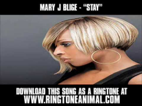 Mary J Blige   Stay  New Music  + Lyrics + Download
