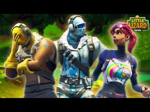 FROSTBITE CRASHES RAPTORS DATE! - Fortnite Short Film thumbnail