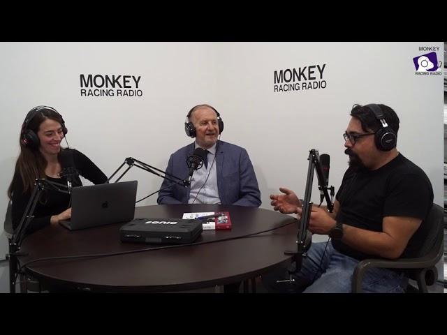 MONKEY RACING RADIO #023 ESPECIAL CHACHO MEDINA