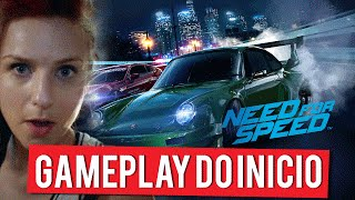Need for Speed 2015 - Gameplay do Início (Xbox One Gameplay PT-BR Português)