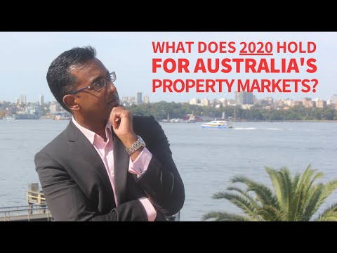 Australia's Property Markets (2020) - Is This Another Property Boom?
