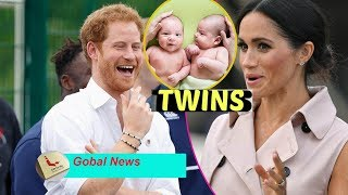 Harry is happy when Meghan pregnant Twin although the Queen does not allow them to have a family thumbnail